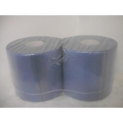 bobina carta ecologica riciclata BLU 3 veli