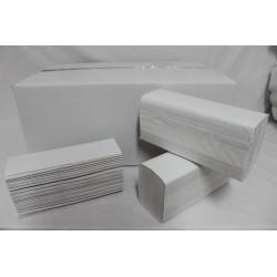 asciugamani piegati a V pura cellulosa